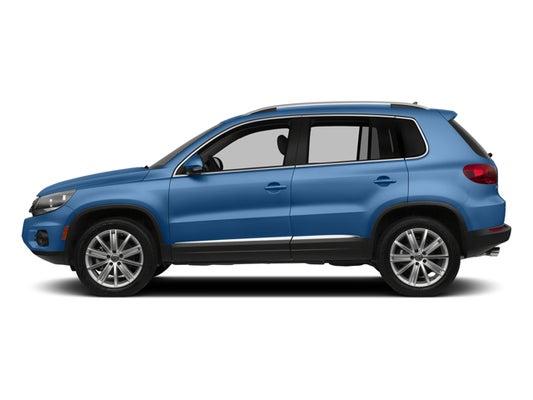 2017 Volkswagen Tiguan Limited 2.0T 4Motion - Beaverton OR area Volkswagen dealer serving ...